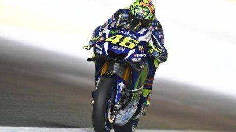 Rossi, che pole! - foto motoblog.it
