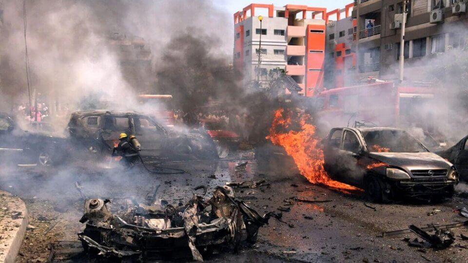 Egitto, camion bomba contro check-point: almeno 8 morti (immagine di repertorio) - Foto Panorama
