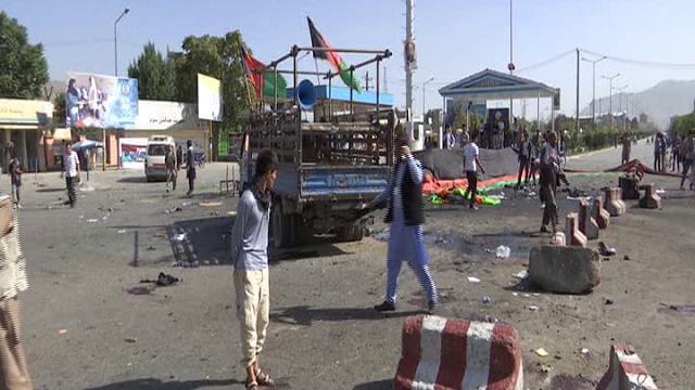 Attentato a Kabul, 38 morti e 80 feriti: i talebani rivendicano la strage