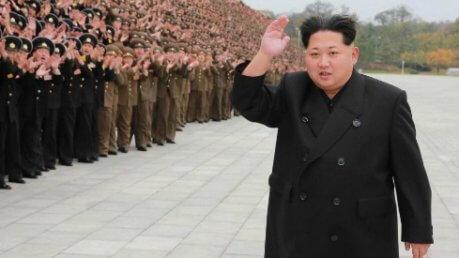 corea del nord usa Pyongyang
