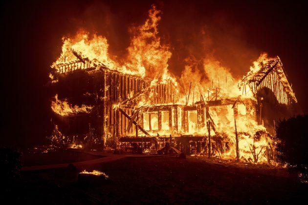 California, 71 morti per l'incendio