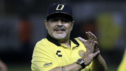 Diego Armando Maradona ricoverato