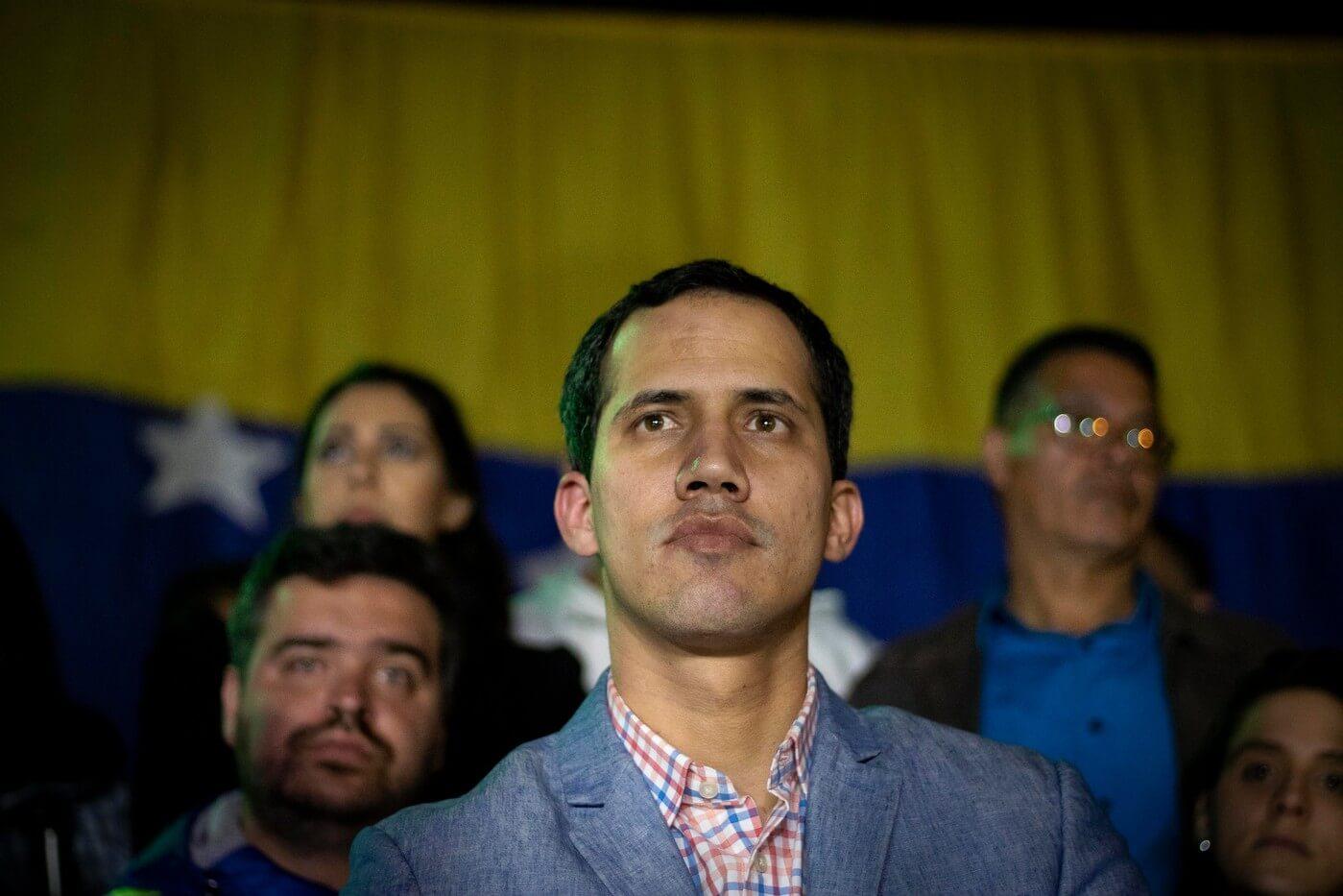 Venezuela, Guaidó presidente