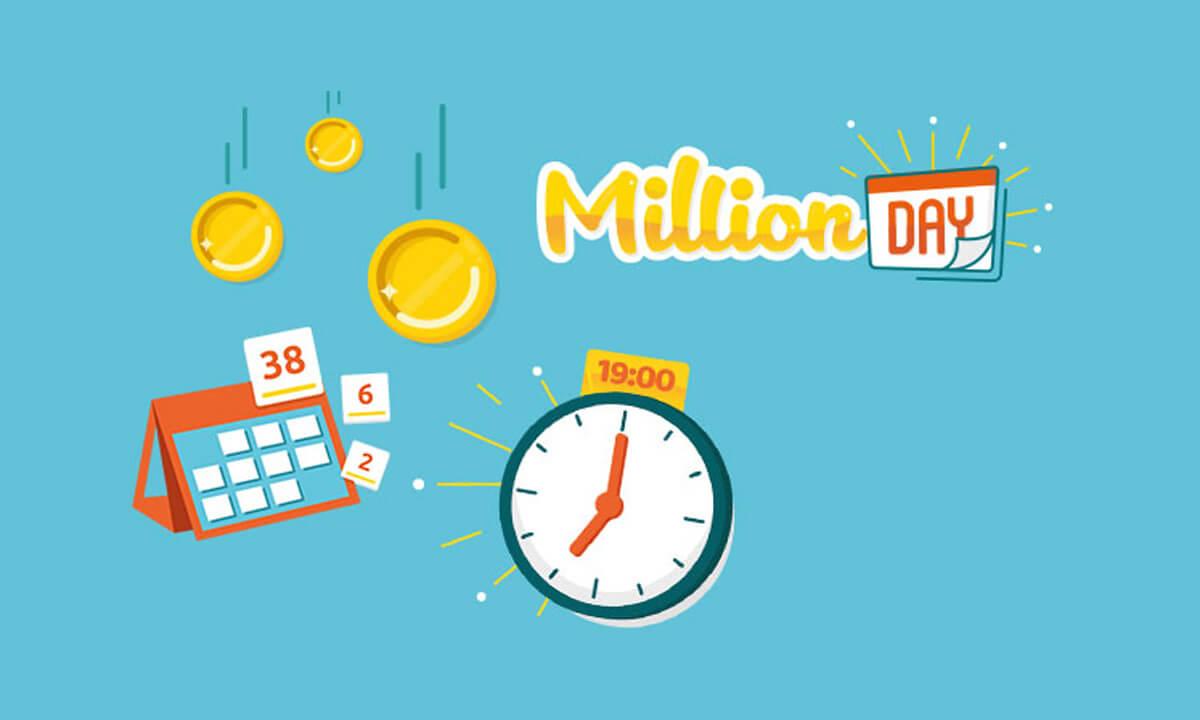 million day 5 febbraio 2019