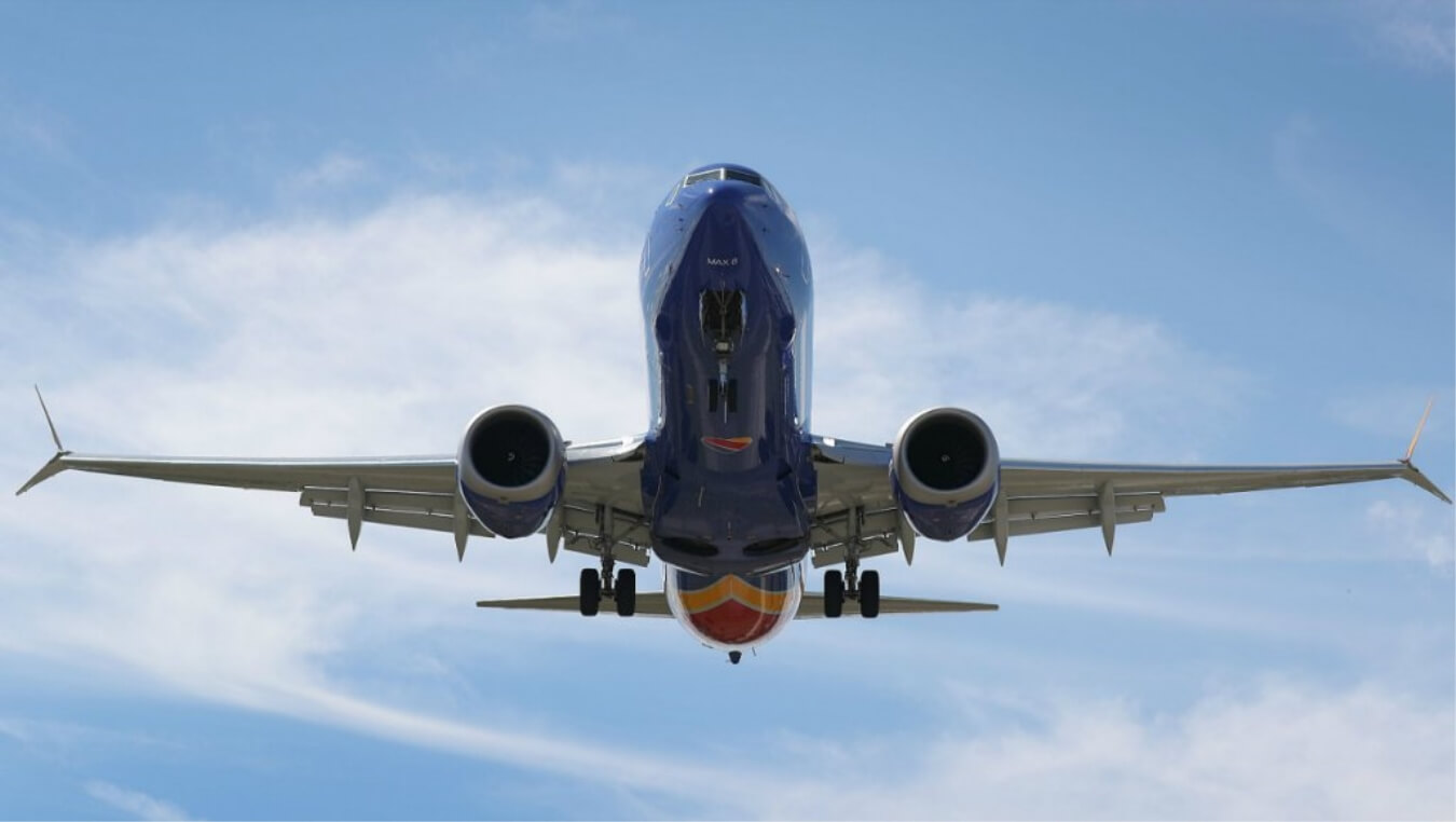 Aerei, anche l'Italia vieta il Boeing 737 Max 8 nei suoi cieli